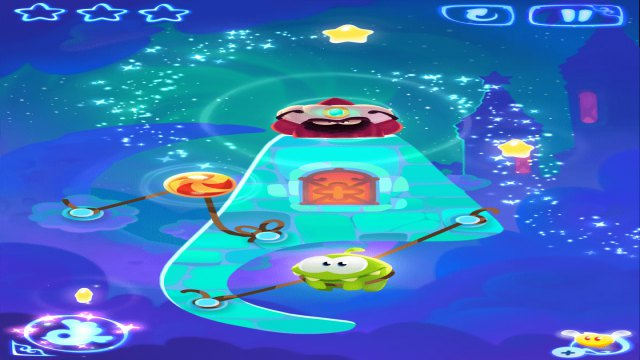Cut the Rope Magic Mod APK Unlimited Hints Gems Download free for Android No Ads feature happy 1 pure gameplay 6