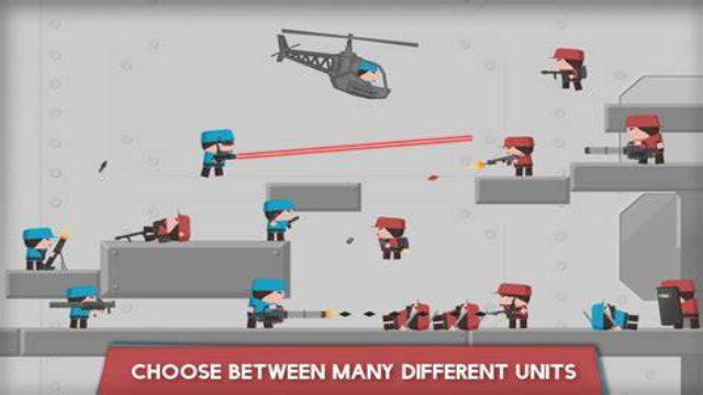 Download Clone Armies Mod Apk Unlimited blue coins Free for Android gameplay guide Tactical Army game happy 1 pure 8