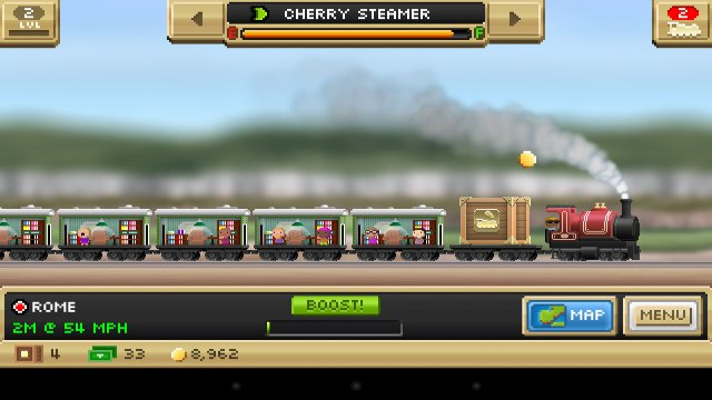 Pocket Trains Mod APK Unlimited Everything Money + Crates for Android happy pure 1 game free download 9