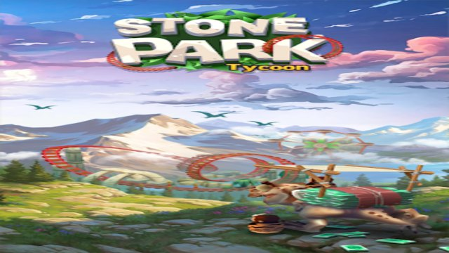 Stone Park Mod APK Prehistoric Tycoon Unlimited Gold Free download for Android No ADS feature happy pure 1 VIP money 9