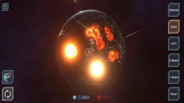 Solar Smash mod apk unlimited money + everything download free Android No Ads latest version happy 6 game