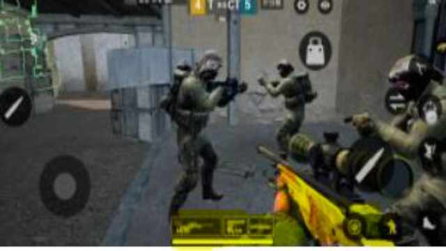 CS Go mobile mod apk free download android unlimited money latest 1 counter strike