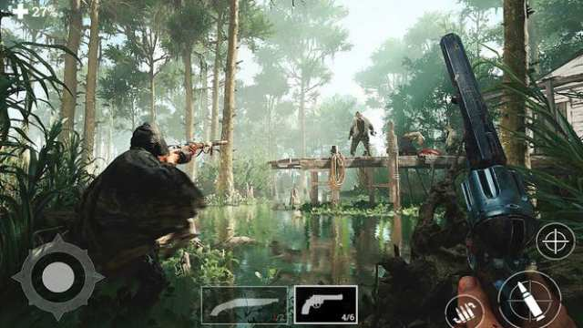 Crossfire Survival Zombie Shooter Mod Apk Unlimited Money free download Android latest version 8 gameplay