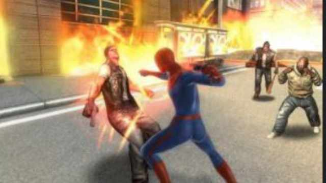 The Amazing Spider Man 2 apk mod unlimited money download free APK + OBB data file Android happy 6 game