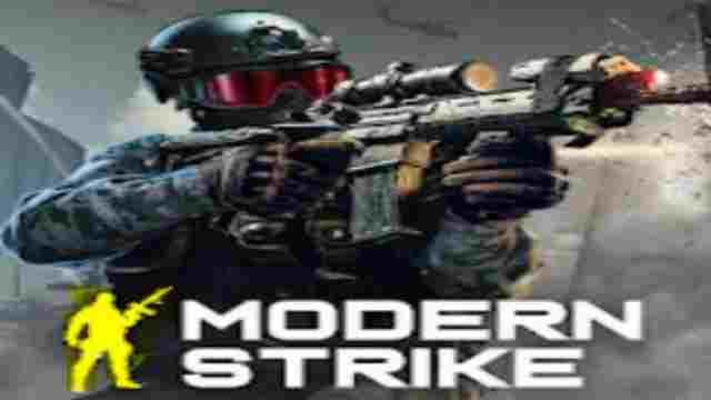 Modern Strike Online mod apk unlimited money + ammo 1.45.1