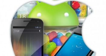 Apple contra Jelly Bean, Galaxy Nexus y Note 10.1
