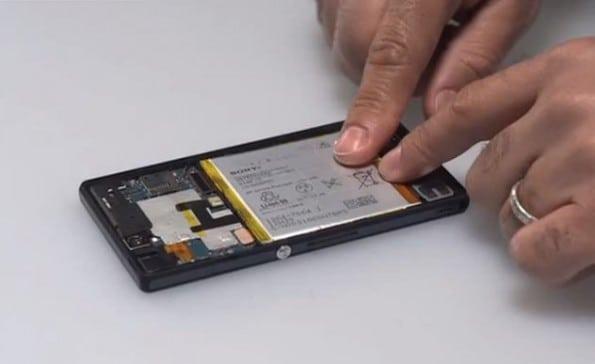 Sony Xperia Z: Anatomía y montaje en 5 interesantes minutos de vídeo ...