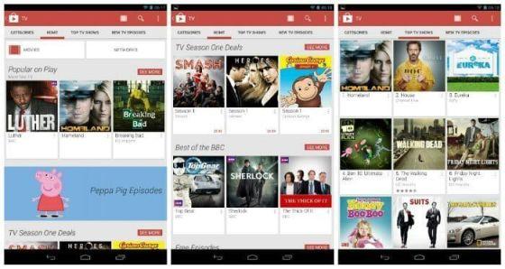 TV Shows en Google Play
