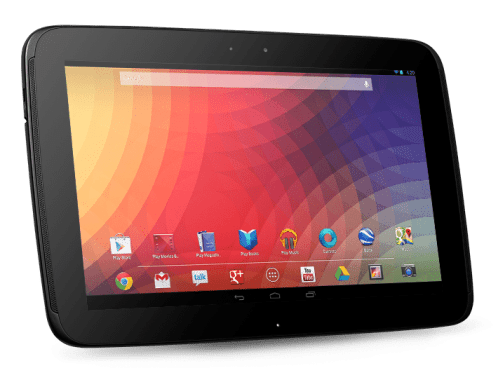 Nuevo Nexus 10