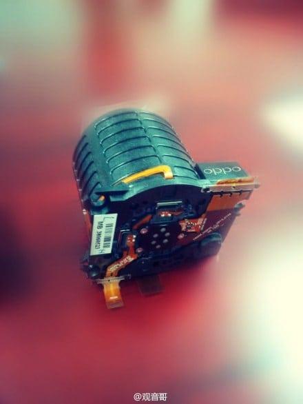 Oppo Lens Camera