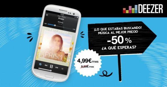 deezer-promo50