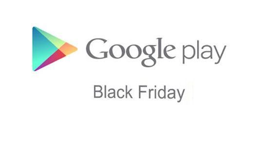 Black Friday Google Play