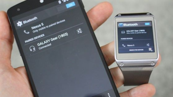 Gear en otros Android
