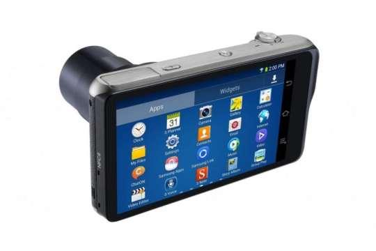 Galaxy Camera 2 LCD