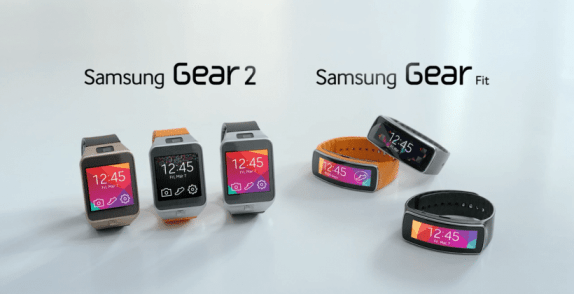 Galaxy S5 Gear 2