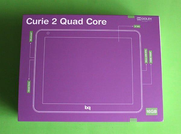 BQ Curie 2 portada