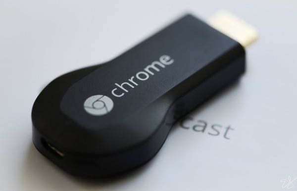 Chromecast main