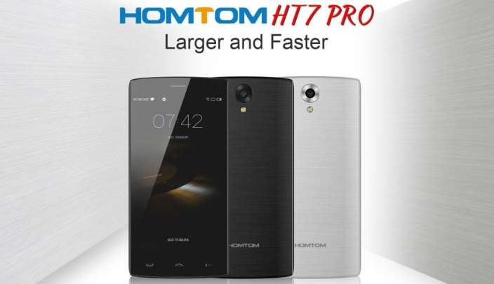 NUevo HOMTOM HT7 Pro