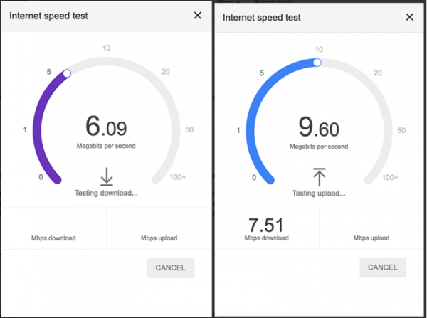 google-speed-test