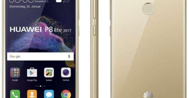 Hay P8 para rato. Huawei nos sorprende a todos presentando el Huawei P8 Lite 2017