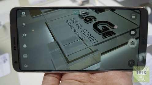 LG G6 cámara1