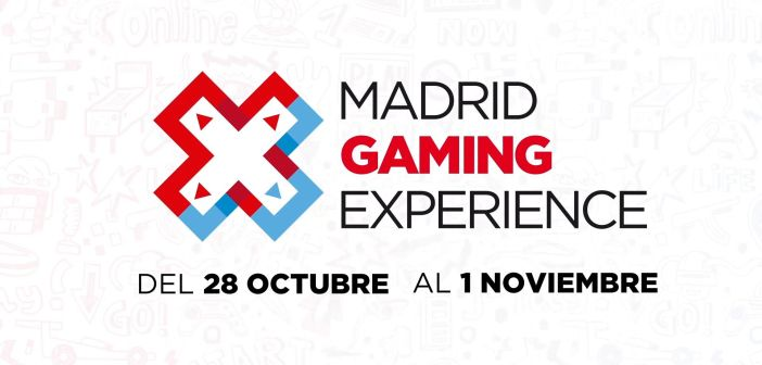 Madrid Gaming Experience 2017