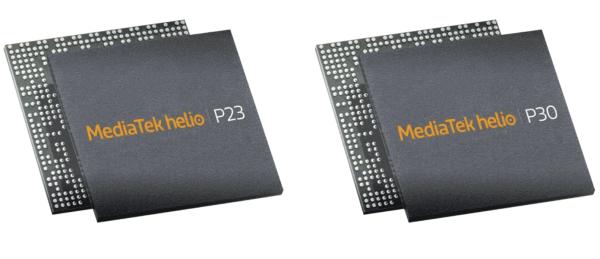 Mediatek Helio P23 / P30