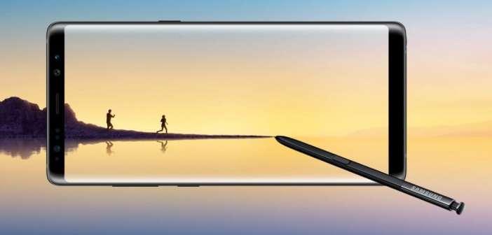 El Samsung Galaxy Note 8 es ya una realidad. Te contamos sus características, diseño y precio