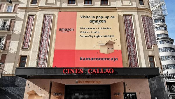 PopUp Store Amazon
