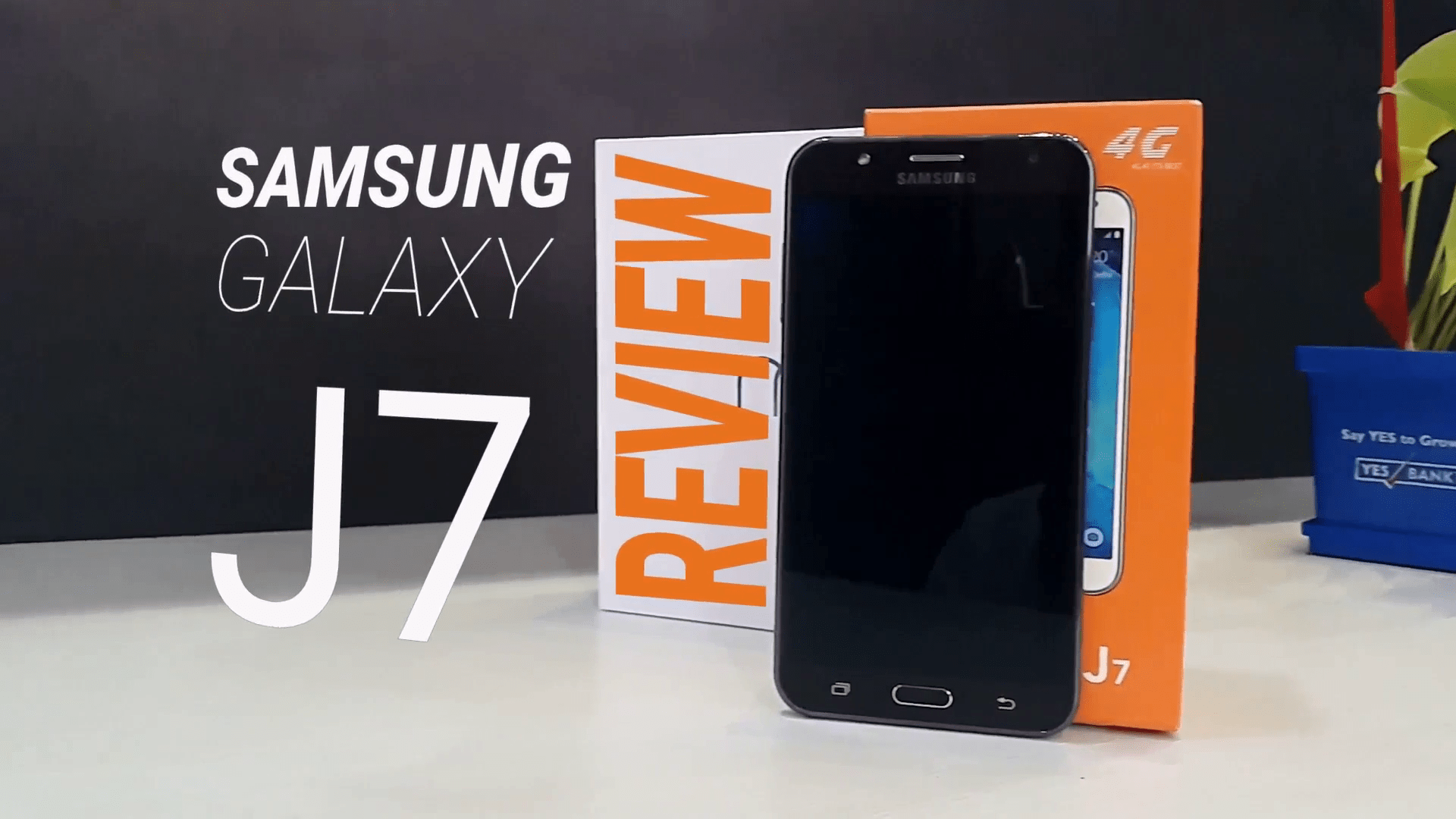 Samsung Galaxy J7 Review : Design, Benchmarking, Camera
