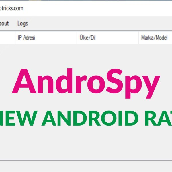 NEW ANDROID RAT AndroSpy + SOURCE CODE UPDATE
