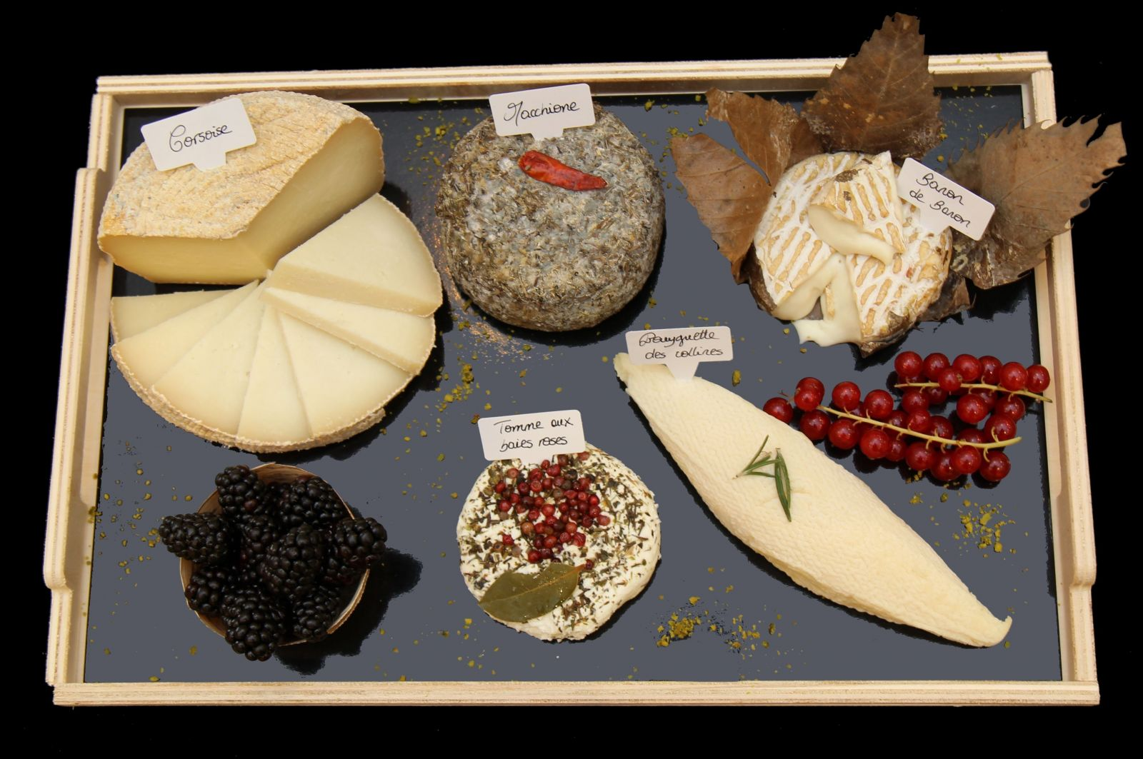 plateau de fromages pour 10 personnes
