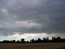 Big sky at Walberton