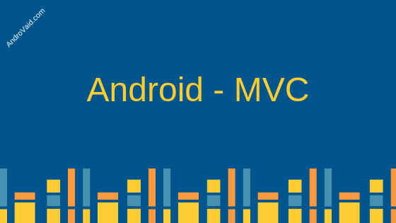 Android Architecture Pattern – MVC