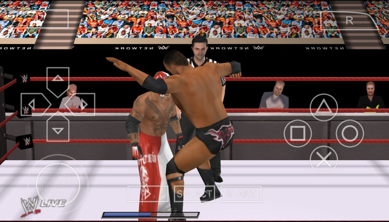WWE 2K22 ON ANDROID