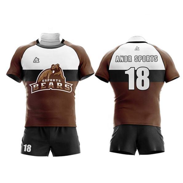 Rugby uniform andr sports RU003