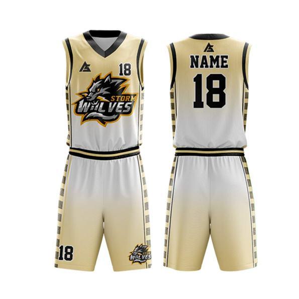 basketball uniform Andr Sports BU002