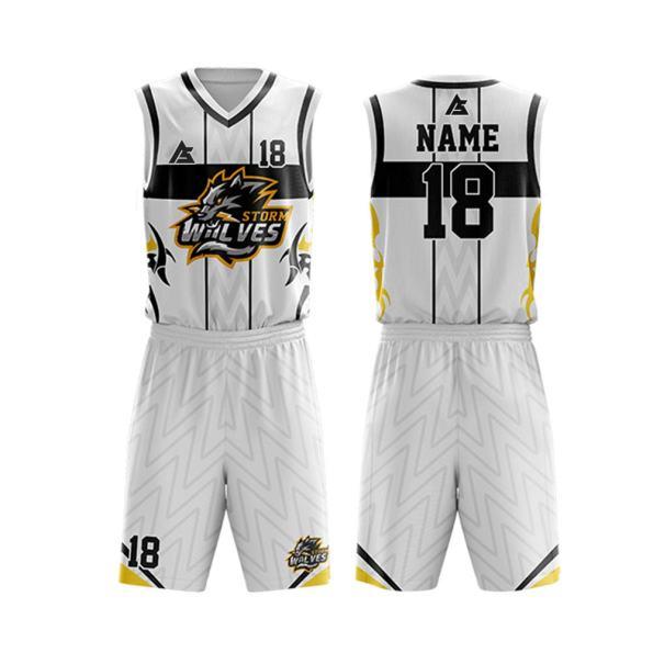 basketball uniform Andr Sports BU003