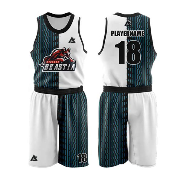 basketball uniform Andr Sports BU004