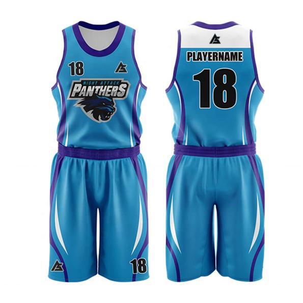 basketball uniform Andr Sports BU005
