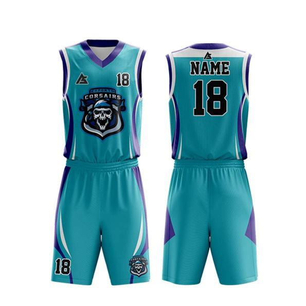 basketball uniform Andr Sports BU008