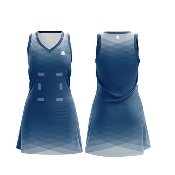 netball uniform & Dresses andr sports NU004