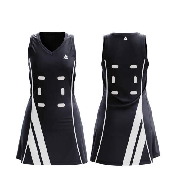 netball uniform & Dresses andr sports NU007