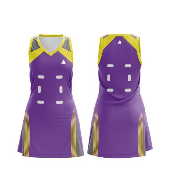 netball uniform & Dresses andr sports NU012