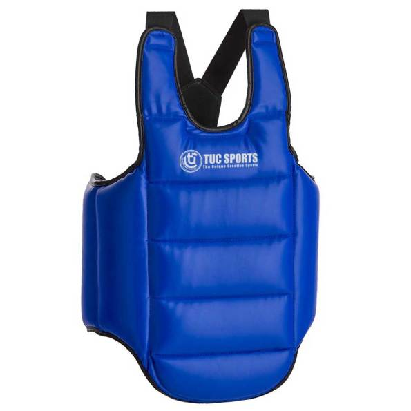 Tuc-Sports-Reversible-Body-Protector-blue-front