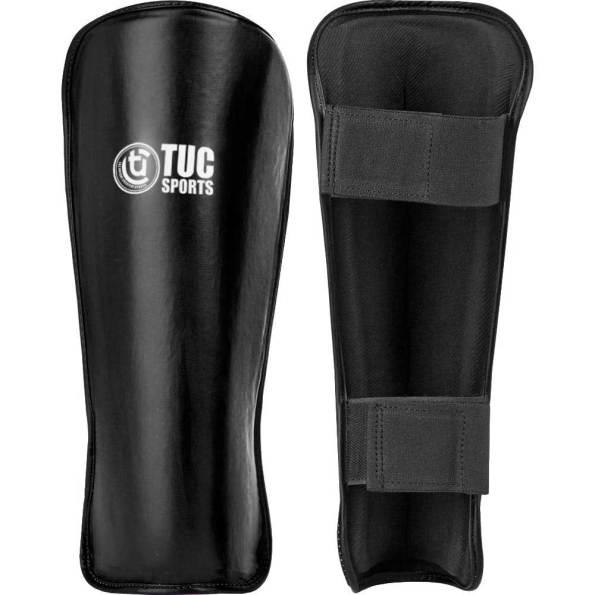 tuc-sports-fusion-shin-guards-Black