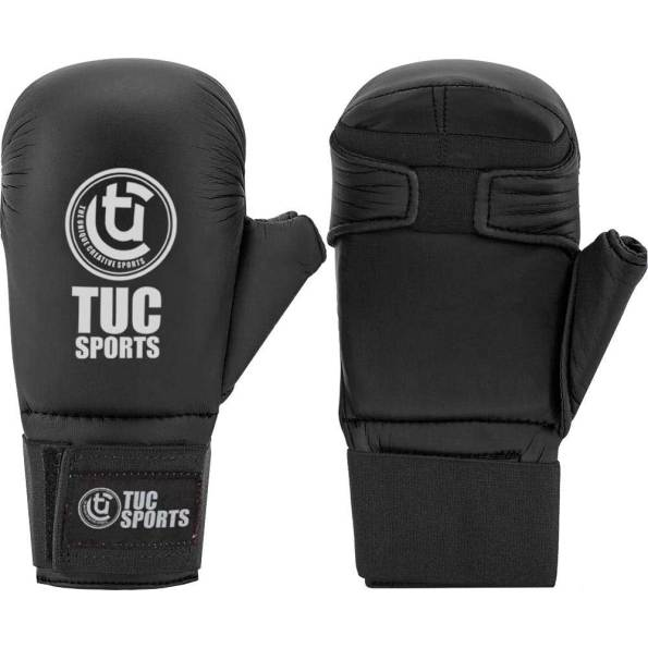 tuc-sports-karate-Gloves-With-Thumb-Black