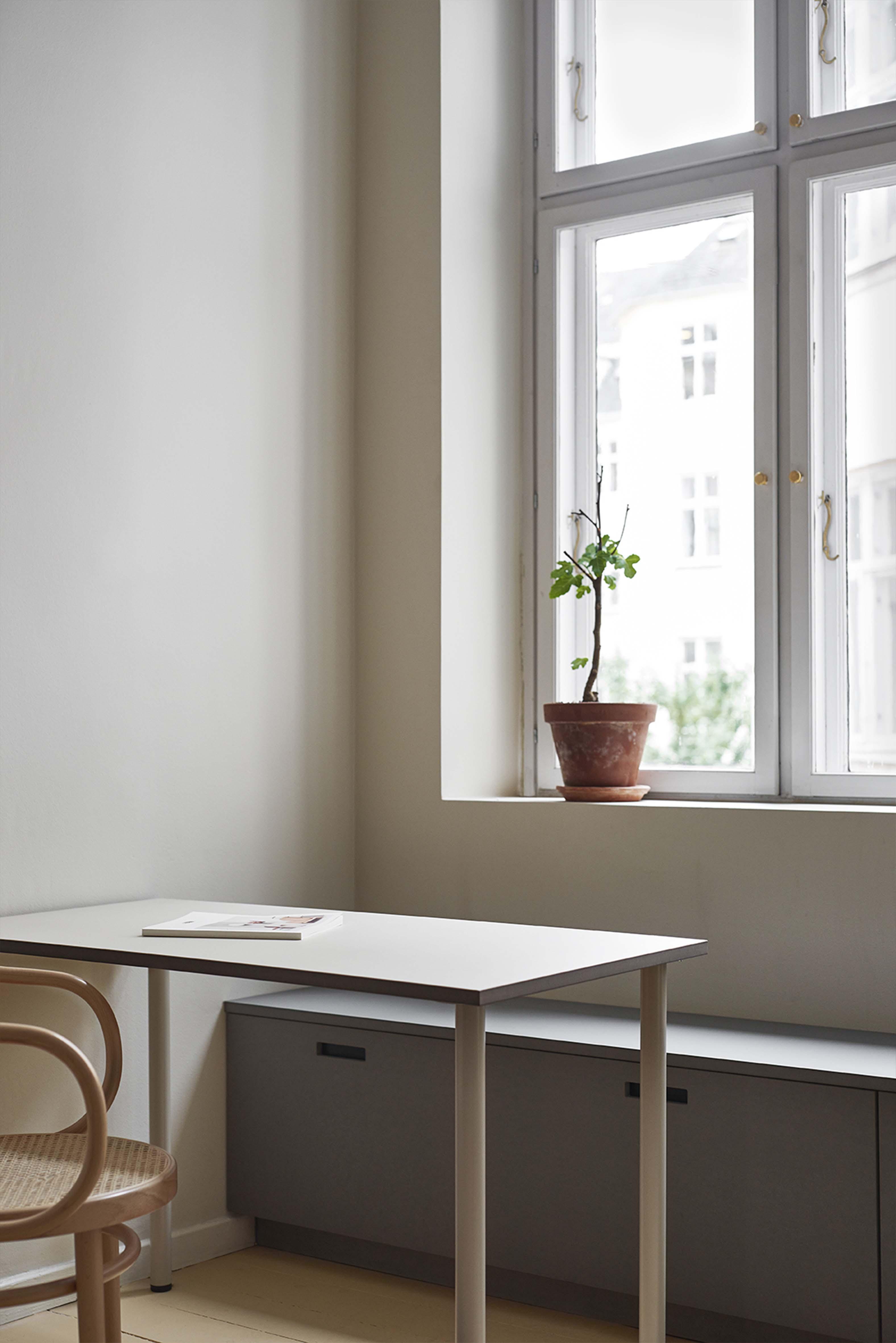køkken-fronter-ikea-&SHUFL-grå-køkkenlåger-lysegrå-låger