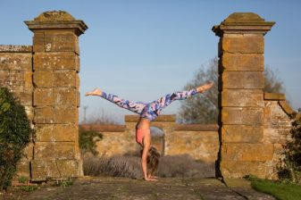Wild Spring yoga retreat with Charlie Morgan