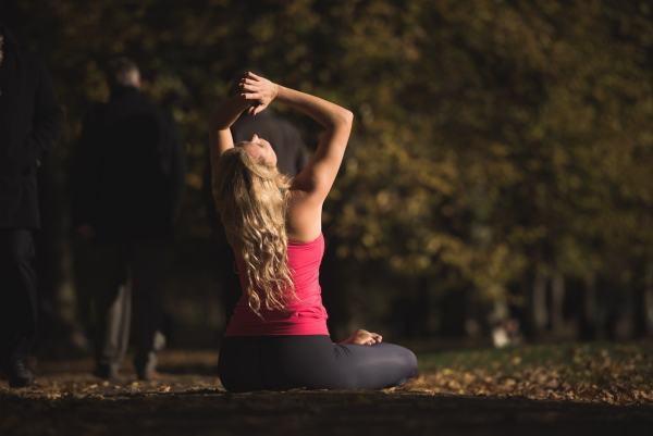 Yoga Light Vibes